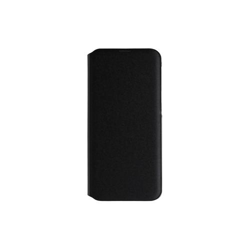 Samsung A20e Wallet Cover Black product photo