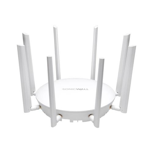 SonicWall SonicWave 432e WLAN access point 2500 Mbit/s White product photo