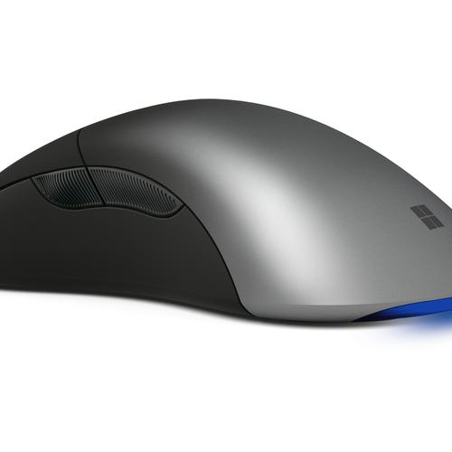 Microsoft Pro IntelliMouse mouse USB Type-A 16000 DPI Right-hand product photo