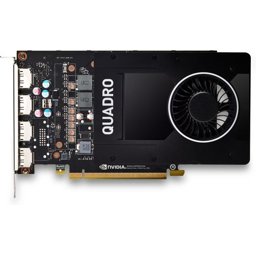 HP NVIDIA Quadro P2200 5GB GDDR5X product photo