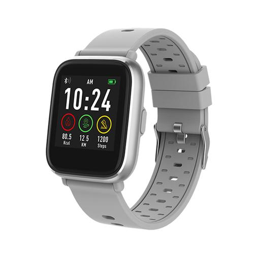 "Denver SW-161GREY smartwatch 3.3 cm (1.3"") IPS Silver product photo"