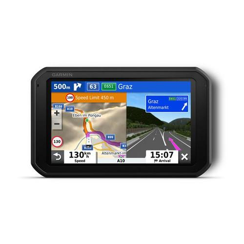 "Garmin Camper 785 navigator 17.8 cm (7"") Touchscreen TFT Fixed Black 437 g product photo"