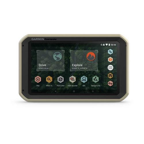 "Garmin Overlander navigator 17.8 cm (7"") Touchscreen TFT Fixed Black 437 g product photo"