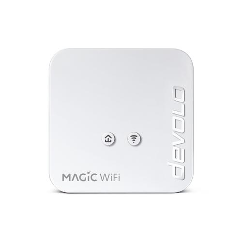 Devolo Magic 1 WiFi mini Starter Kit 1200 Mbit/s Ethernet LAN Wi-Fi White product photo