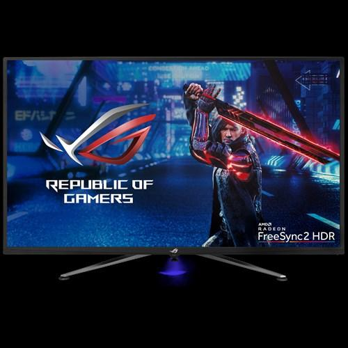 "ASUS ROG Strix XG438Q computer monitor 109.2 cm (43"") 3840 x 2160 pixels 4K Ultra HD LED Flat Black product photo"