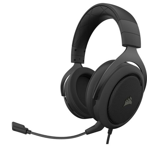 Corsair HS50 PRO Stereo Headset Head-band Black product photo