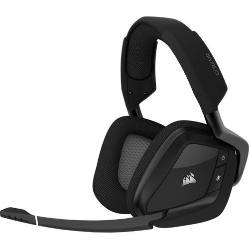 Corsair VOID ELITE Wireless Headset Head-band Black product photo