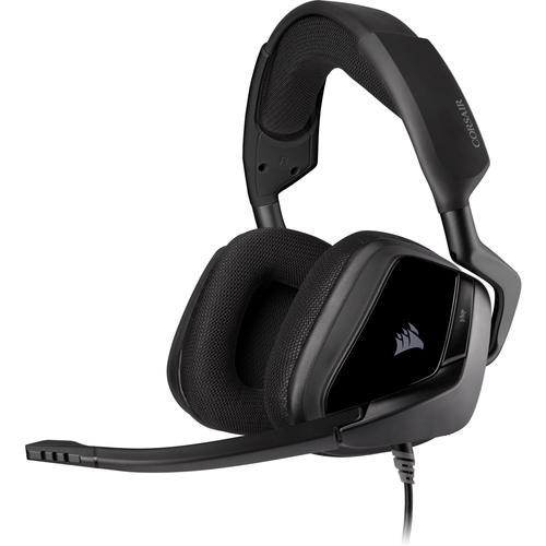 Corsair VOID ELITE SURROUND Headset Head-band Black product photo