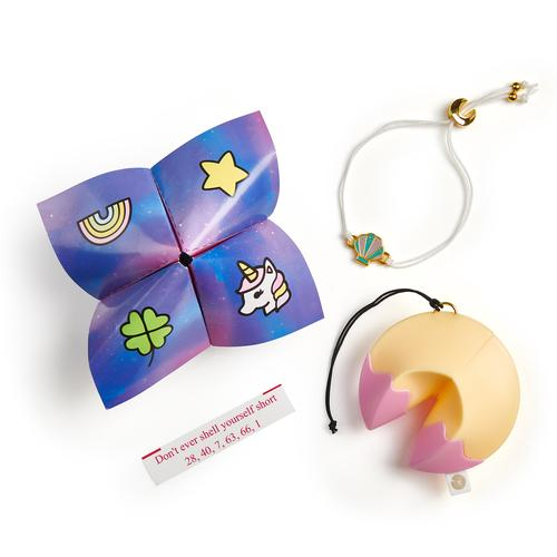 WowWee Fortune Cookie 36 Asst'd Bracelet product photo