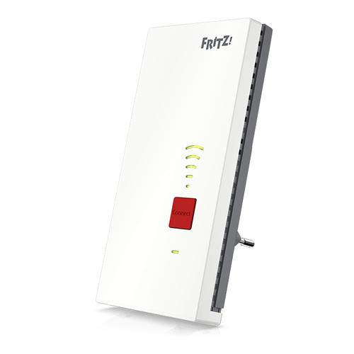 AVM FRITZ!Repeater 2400 Network repeater 2333 Mbit/s White product photo