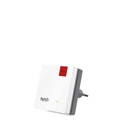 AVM FRITZ!Repeater 600 International 600 Mbit/s Network repeater White product photo