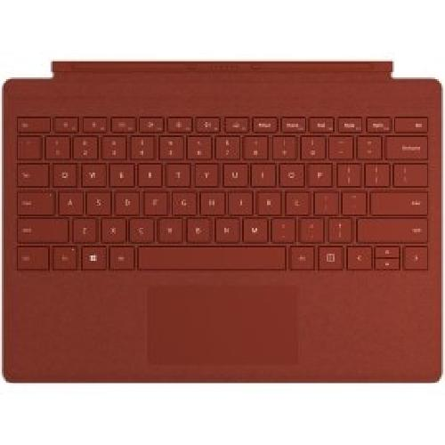 Microsoft Surface Pro Signature Type Cover QWERTY English Red product photo