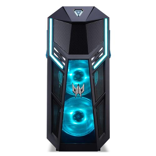 Acer Predator Orion 5000 605s I9208 9th gen Intel® Core™ i7 i7-9700K 16 GB DDR4-SDRAM 3512 GB HDD+SSD Black Tower PC product photo