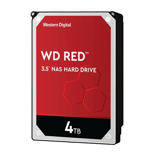 "Western Digital Red 3.5"" 4000 GB Serial ATA III product photo"