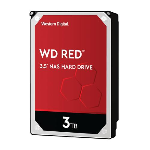 "Western Digital Red 3.5"" 3000 GB Serial ATA III product photo"