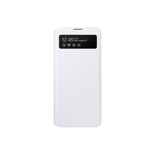 "Samsung EF-EA515 mobile phone case 16.5 cm (6.5"") Flip case White product photo"
