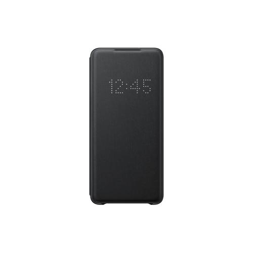 "Samsung EF-NG985 mobile phone case 17 cm (6.7"") Folio Black product photo"