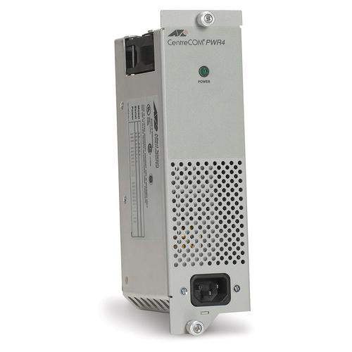 Allied Telesis Hot Swappable power supply module power supply unit Grey product photo