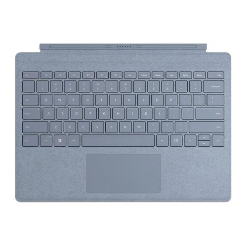 Microsoft Surface Go Signature Type Cover English Blue Microsoft Cover port product photo