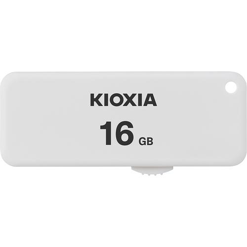 Kioxia TransMemory U203 USB flash drive 16 GB USB Type-A 2.0 White product photo