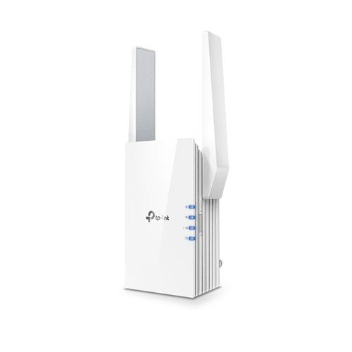 TP-LINK RE505X network extender Network transmitter & receiver White 10, 100, 1000 Mbit/s product photo