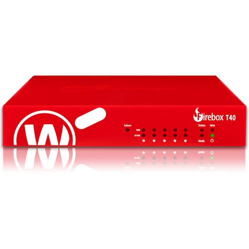 WatchGuard Firebox T40 hardware firewall 3400 Mbit/s product photo