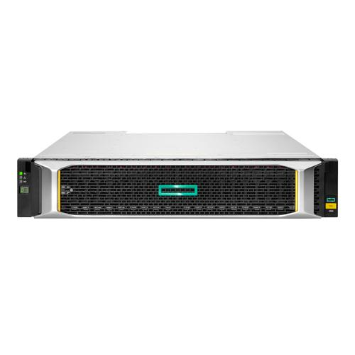 Hewlett Packard Enterprise MSA 2062 disk array 3.84 TB Rack (2U) product photo