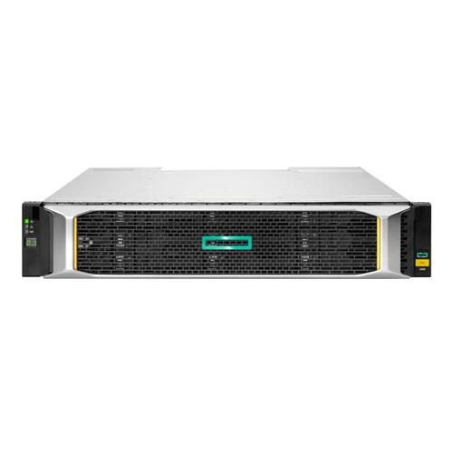 Hewlett Packard Enterprise MSA 2060 disk array Rack (2U) product photo