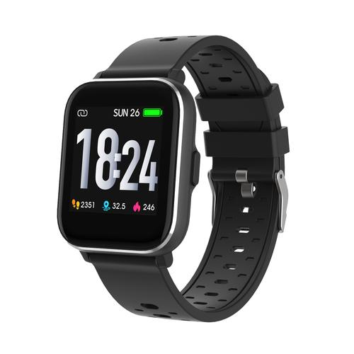 Denver Bluetooth smartwatch with body temperature sensor & heart rate sensor IP67 dust & waterproof product photo