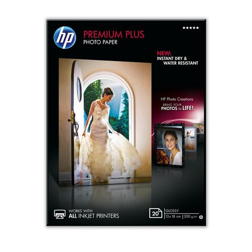 HP CR676A photo paper Gloss product photo