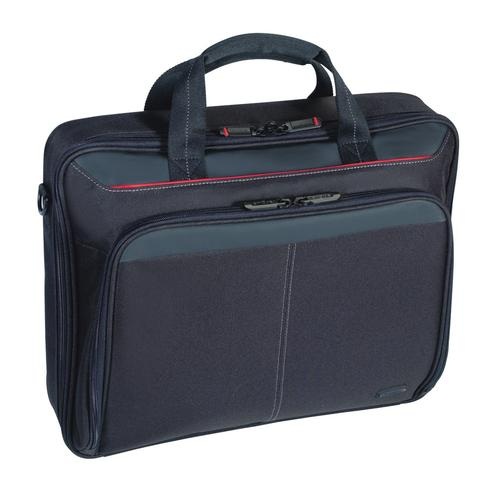 "Targus CN31 notebook case 40.6 cm (16"") Briefcase Black product photo"