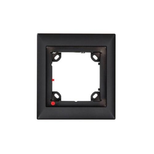 Mobotix MX-OPT-FRAME-1-EXT-BL outlet box Black product photo