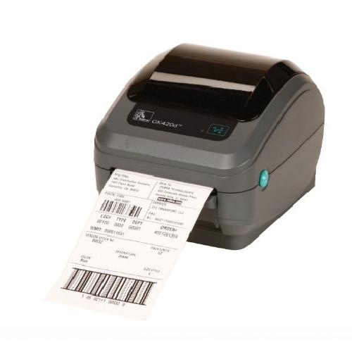 Zebra GK420d label printer Direct thermal 203 x 203 DPI Wired product photo