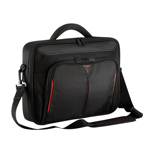 "Targus Classic+ notebook case 39.6 cm (15.6"") Briefcase Black product photo"
