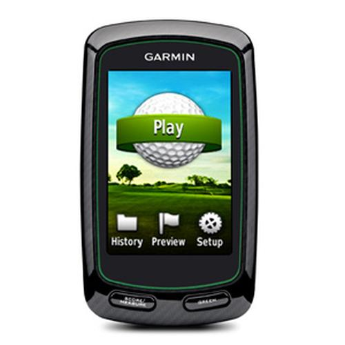 "Garmin Approach G6 navigator 6.6 cm (2.6"") Touchscreen TFT Handheld Black 95.6 g product photo"