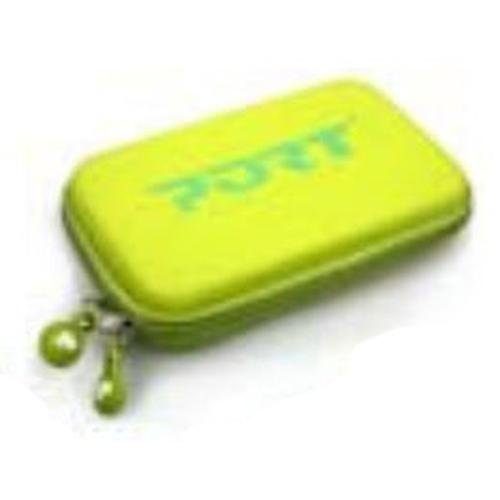 Port Designs 400136 storage drive case Briefcase Green product photo