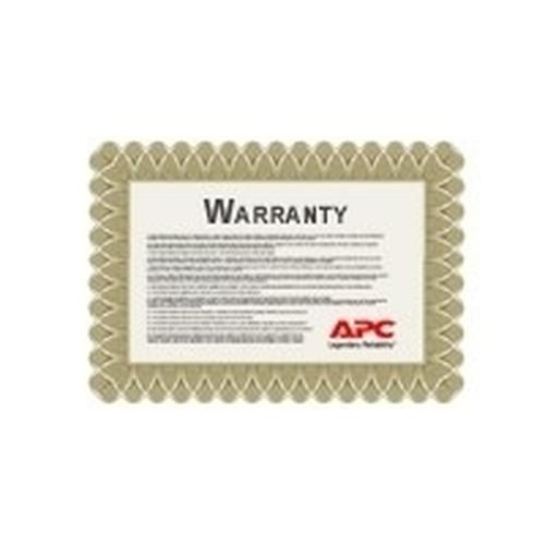 APC WEXTWAR1YR-SP-02 warranty/support extension product photo  L