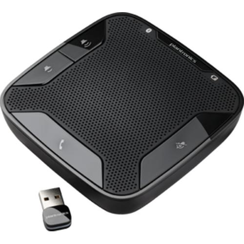 POLY 620-M speakerphone Universal Black Bluetooth product photo