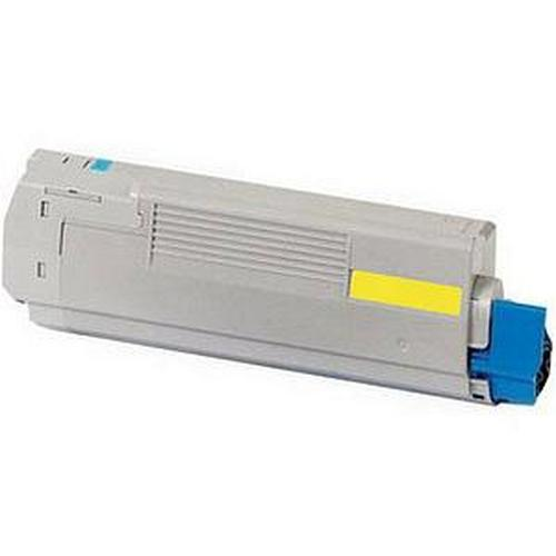 OKI 44947309 toner cartridge Original Yellow 1 pc(s) product photo