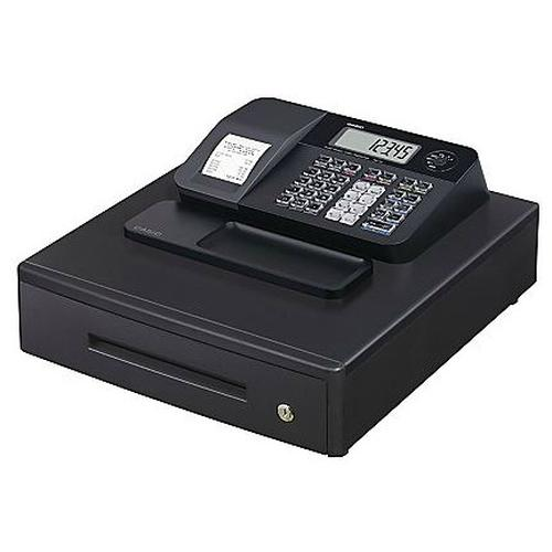 Casio SE-G1 cash register 999 PLUs Thermal Transfer LCD product photo