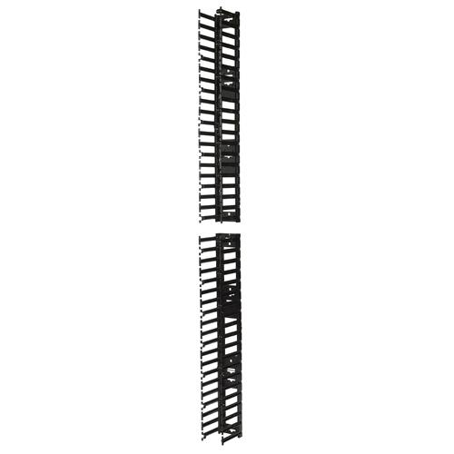 APC AR7588 cable tray Straight cable tray Black product photo