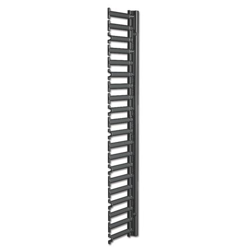 APC AR7717A cable tray Straight cable tray Black product photo