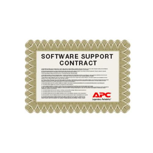 APC 1 Year 25 Node InfraStruXure Central Software Support Contract product photo  L
