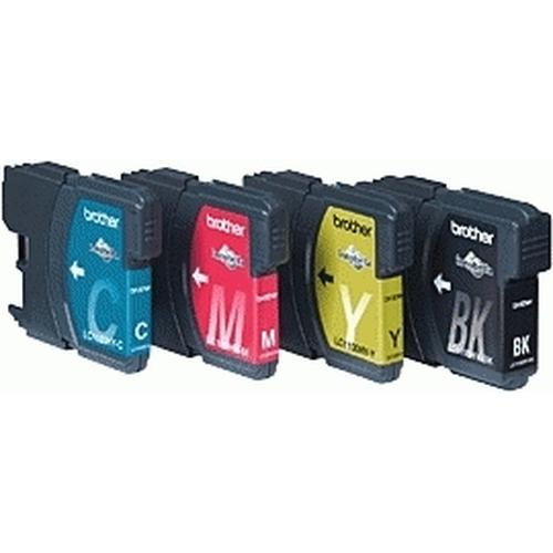 Brother LC-1100HYVALBP ink cartridge Original Black, Cyan, Magenta, Yellow 4 pc(s) product photo  L