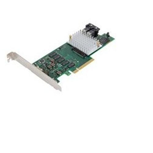 Fujitsu PRAID EP400i RAID controller PCI Express x8 12 Gbit/s product photo