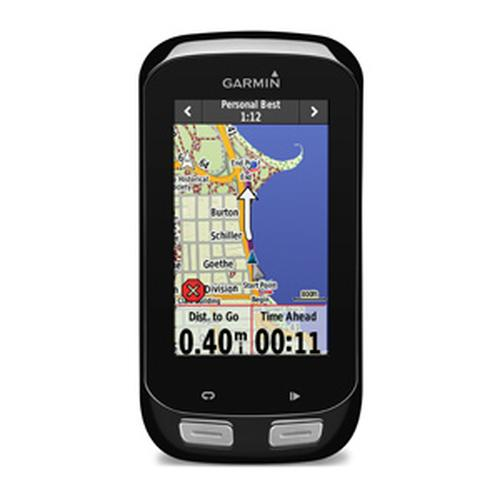 "Garmin Edge 1000 Wireless bicycle computer Black 7.62 cm (3"") product photo"