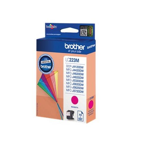 Brother LC-223M ink cartridge Original Magenta 1 pc(s) product photo