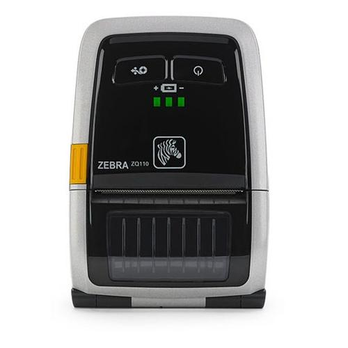 Zebra ZQ110 Wired & Wireless Direct thermal Mobile printer product photo