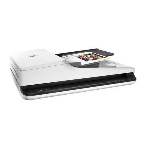 HP Scanjet Pro 2500 f1 Flatbed Scanner product photo