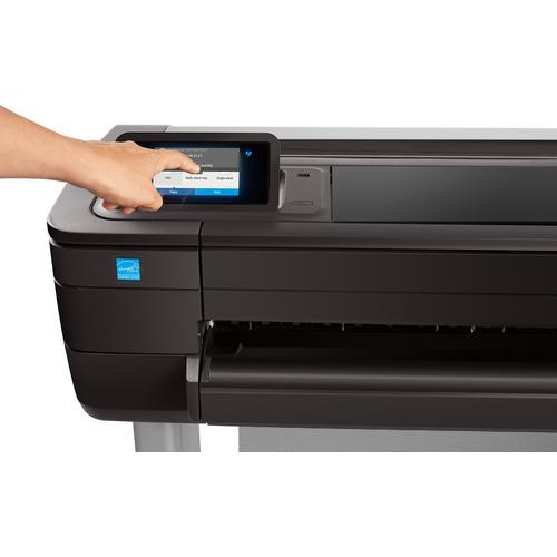 HP Designjet T730 36-in large format printer Colour 2400 x 1200 DPI Thermal inkjet A0 (841 x 1189 mm) Wi-Fi product photo
